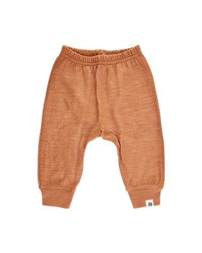 Pantaloni Harem stil șalvari din lână Merino CeLaVi Adobe