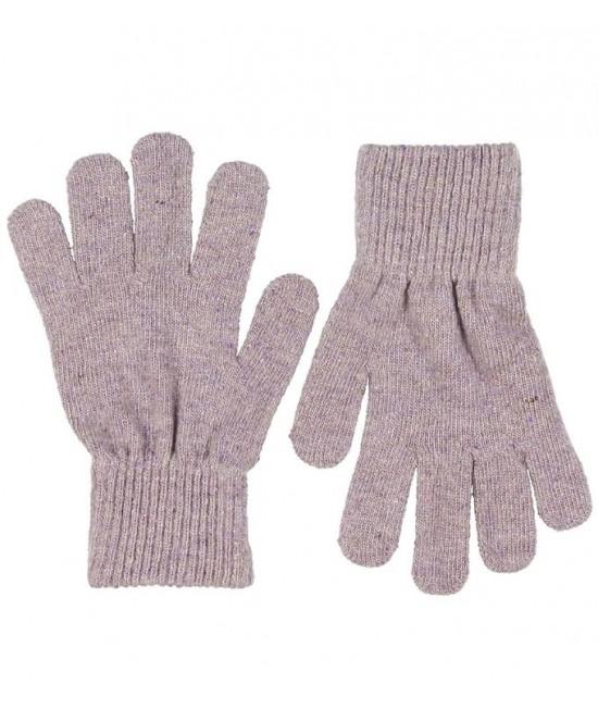 Mănuși tricotate din lână Merino CeLaVi Nivana