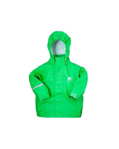 Jachetă de ploaie și vânt CeLaVi verde