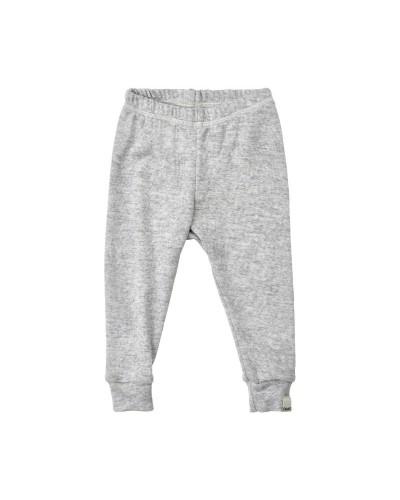 Pantaloni din lână Merinos CeLaVi - gri