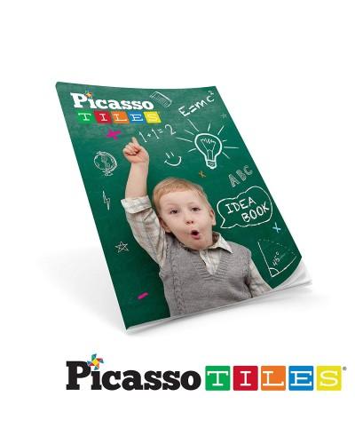 Broșură cu idei de construcții PicassoTiles
