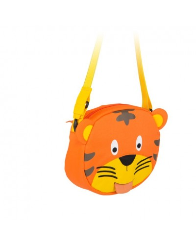 Geantă de umăr eco Affenzahn Mini Friends Timmy Tiger