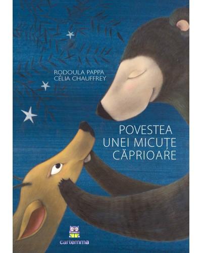 Povestea unei micuțe căprioare - Rodoula Pappa și Célia Chauffrey