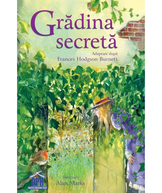 Grădina secretă - Frances Hodgson Burnett