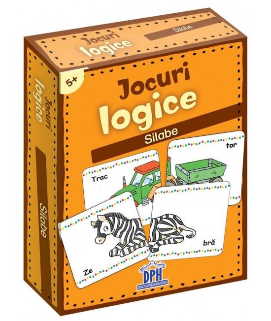 Jocuri logice - Silabe - Kristin Labuch