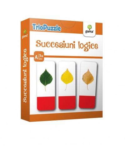 Succesiuni logice - Triopuzzle