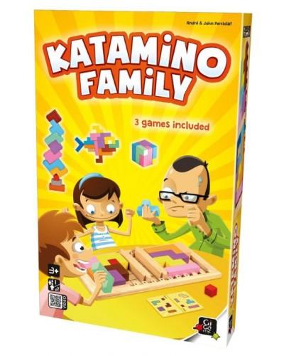 Katamino Family - Joc Puzzle Logic Gigamic