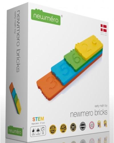 Joc STEM matematic educativ Newmero Large Pack