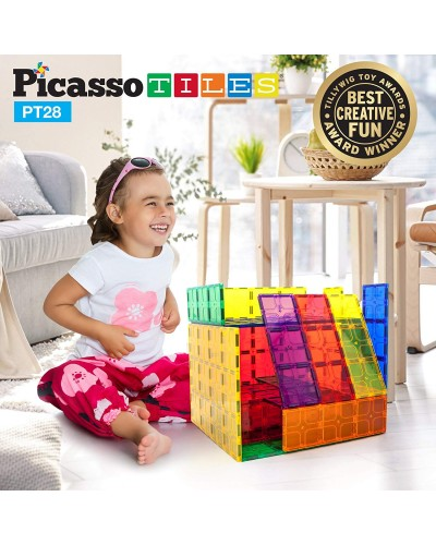 Set Picasso Tiles - 28 de piese