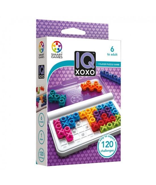 IQ XOXO - Joc Puzzle Logic SmartGames