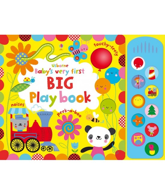 Baby's very first Big play book - Baby's very first play books - Stella Baggot