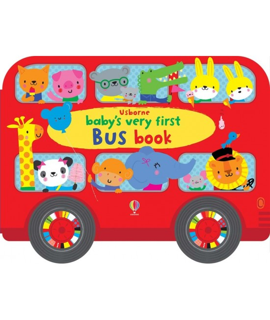 Baby's very first Bus Book - Baby's very first books
