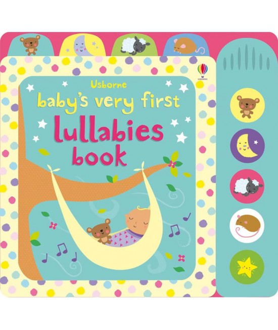 Baby's very first Lullabies book - Baby's very first sound books - Stella Baggott