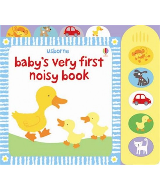 Baby's very first Noisy book - Baby's very first sound books - Stella Baggott