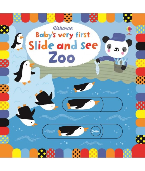 Baby's very first Slide and see Zoo - Baby's very first slide and see books - Stella Baggott