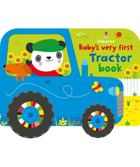 Baby's very first Tractor Book - Baby's very first books
