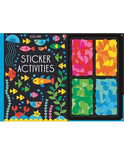 Sticker activities - Erica Harrison