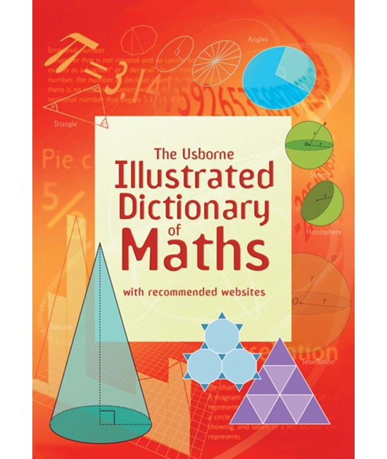 The Usborne Illustrated Dictionary of Maths -  Illustrated dictionaries and thesauruses - Kirsteen Rogers & Tori Large